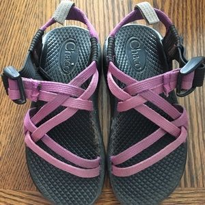 Girls Chaco sandals size 11